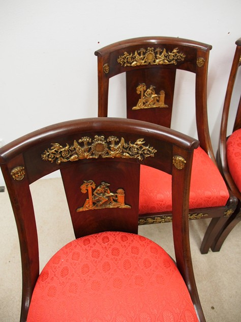 Set of 4 Empire Revival Side Chairs-georgian-antiques-P1130706_main_636268361694425982.JPG