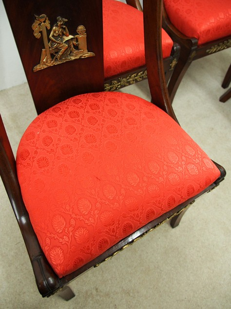Set of 4 Empire Revival Side Chairs-georgian-antiques-P1130729_main_636268362836092526.JPG
