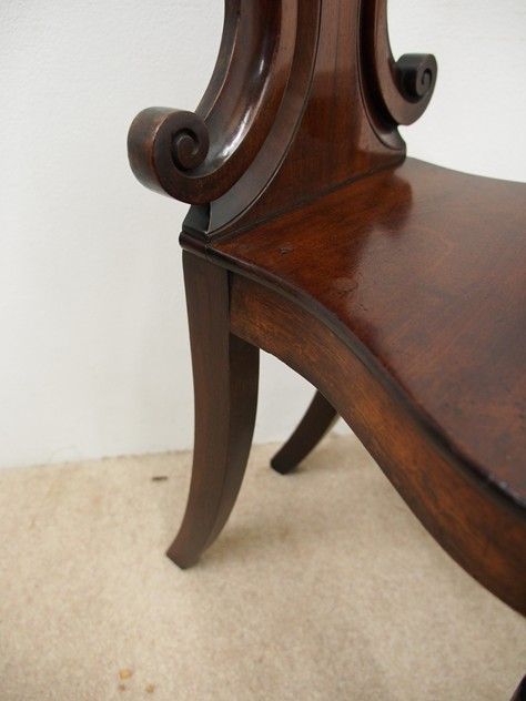 Pair of Mahogany Regency Hall Chairs-georgian-antiques-P1180835_main_636244757336437925.JPG