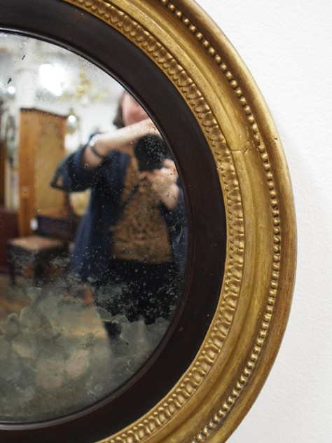 Regency Carved and Gilded Convex Mirror-georgian-antiques-PB061334_main_636467807326756864.JPG