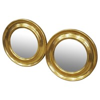 Pair of Convex Mirrors