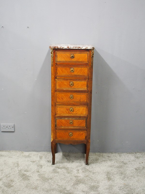 Tall French Inlaid Kingwood Chest of Drawers-georgian-antiques-p1010547-main-636825404836389802.JPG