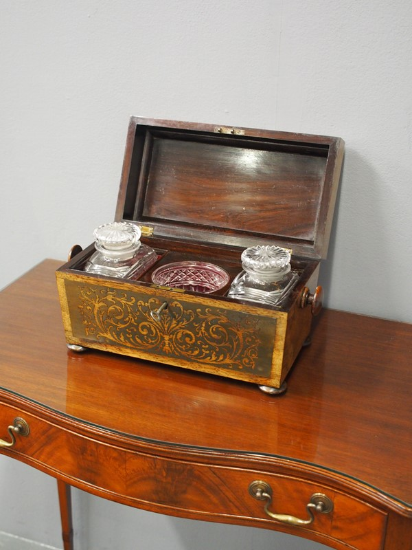 Brass Inlaid Rosewood Tea Caddy-georgian-antiques-p1010970-main-637018135196890635.JPG