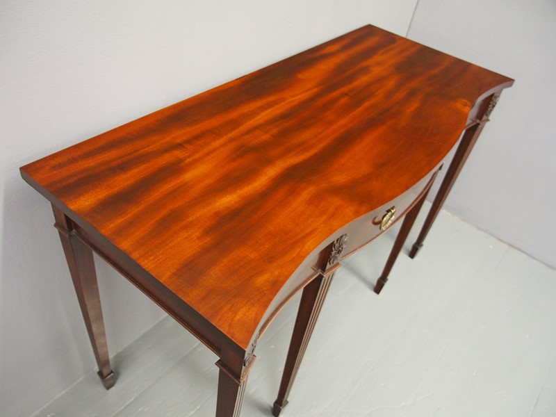 Adams Style Serpentine Mahogany Hall Table-georgian-antiques-p1013180-main-637049184894025752.JPG