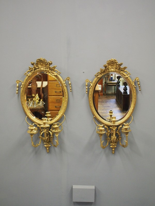 Pair of 19th Century Giltwood and Gesso Girandole -georgian-antiques-p1013374-main-637048402883632726.JPG