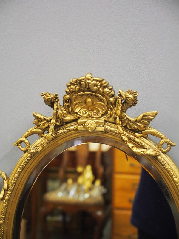 Pair of 19th Century Giltwood and Gesso Girandole -georgian-antiques-p1013379-main-637048403012858355.JPG