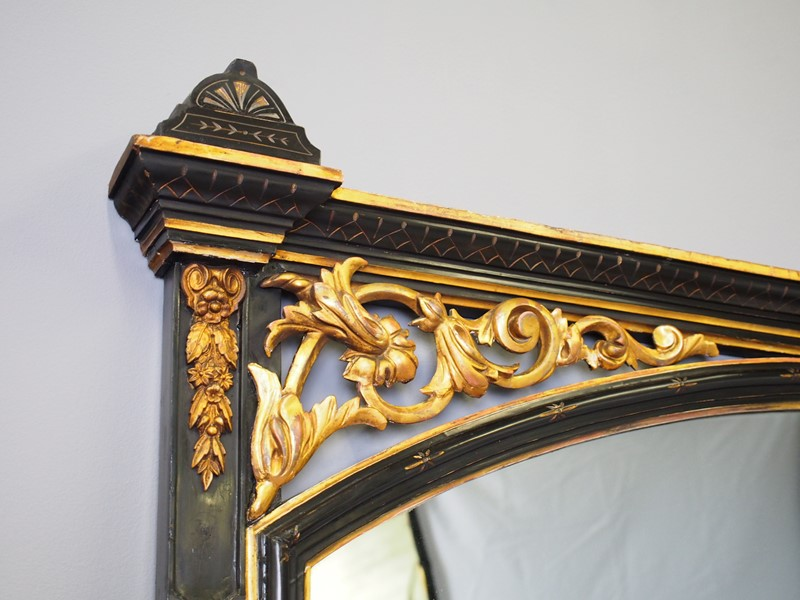 Aesthetic Movement Style Overmantel Mirror-georgian-antiques-p1014073-main-636873017364217574.JPG