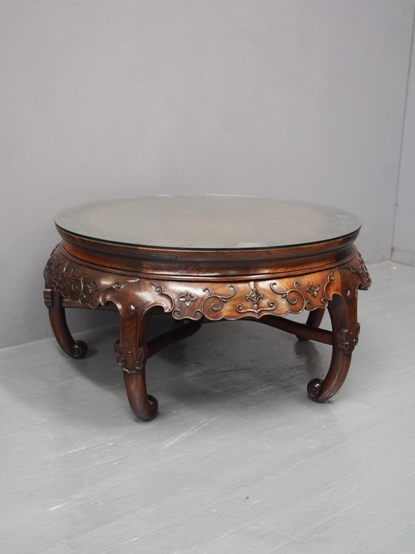 Chinese Huanghuali Low Circular Table -georgian-antiques-p1014819-main-637067323992433263.JPG