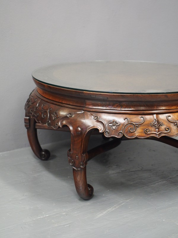 Chinese Huanghuali Low Circular Table -georgian-antiques-p1014826-main-637067324070714292.JPG