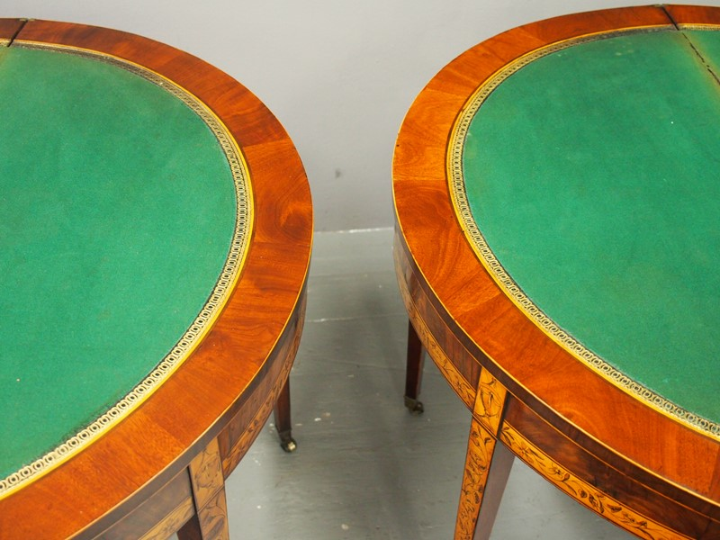 Pair of George III Mahogany Inlaid and Penwork Gam-georgian-antiques-p1018075-main-637102825693701821.JPG