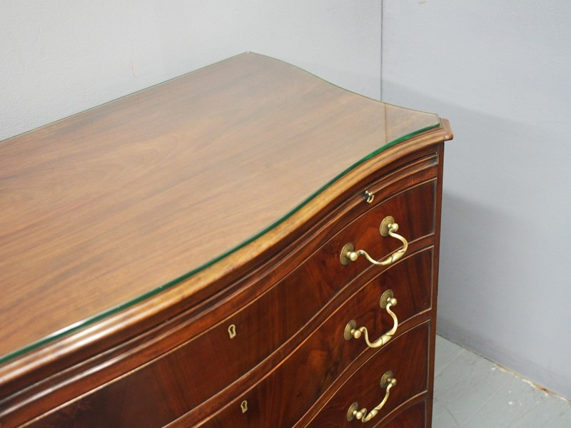 Chippendale Style Mahogany Chest of Drawers-georgian-antiques-p1223527-main-637170226560180819.JPG