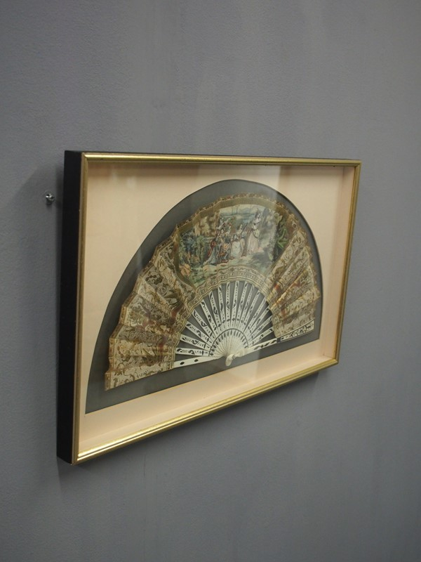 Continental Paper and Inlaid Bone Fan-georgian-antiques-p2186326-main-637187483635134768.JPG