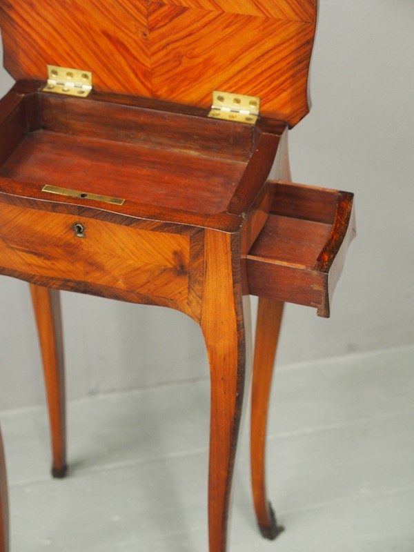 French Kingwood and Tulipwood Occasional Table-georgian-antiques-p2266933-main-637199612812658579.JPG