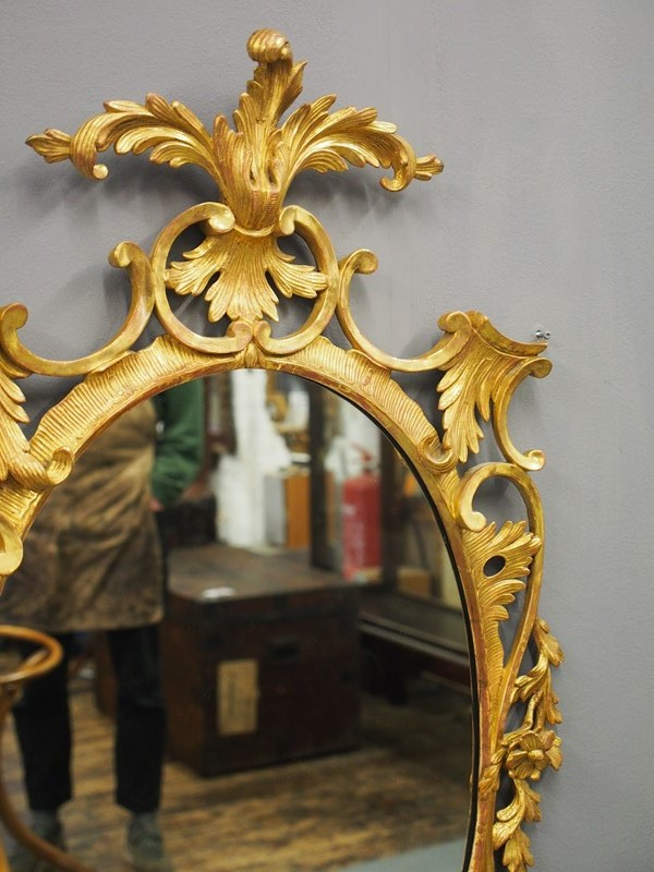 Adams Style Carved Wood and Gilded Oval Mirror-georgian-antiques-p2277493-main-637233311326214785.JPG