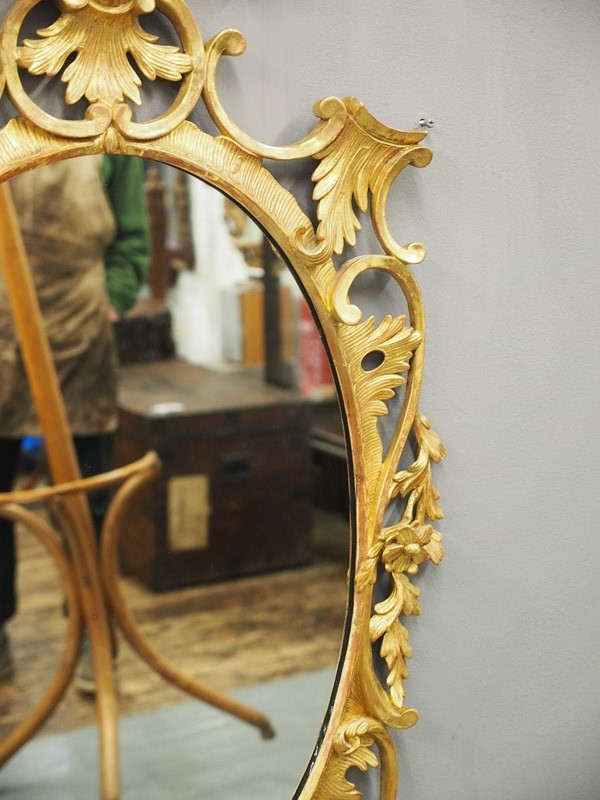 Adams Style Carved Wood and Gilded Oval Mirror-georgian-antiques-p2277497-main-637233311379183466.JPG