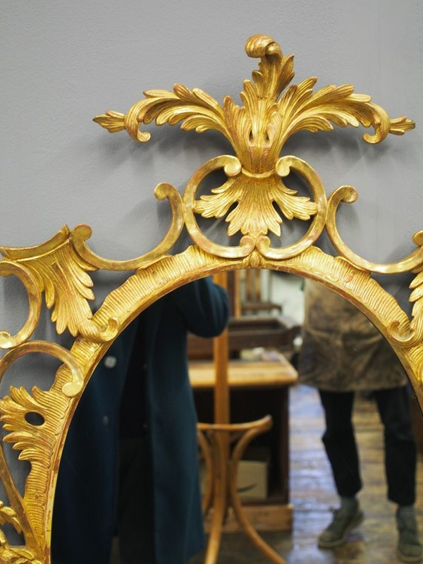 Adams Style Carved Wood and Gilded Oval Mirror-georgian-antiques-p2277498-main-637233311392151992.JPG