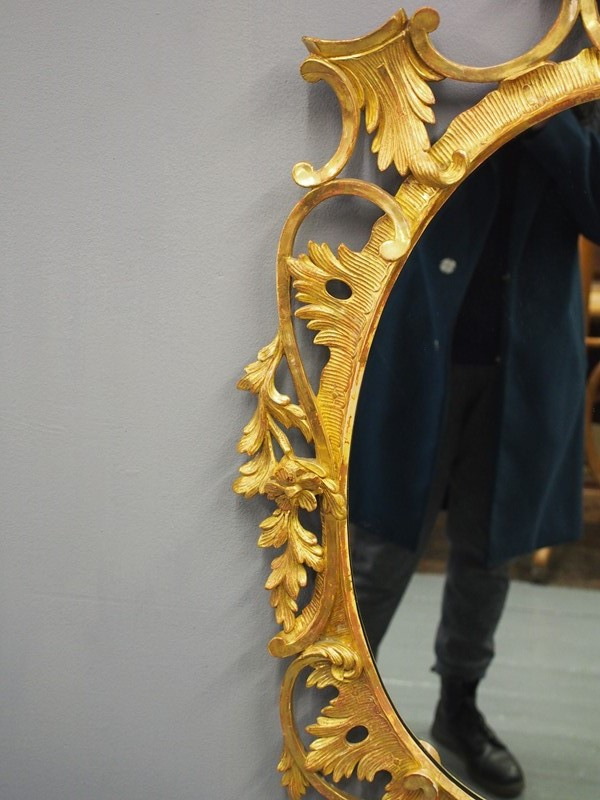 Adams Style Carved Wood and Gilded Oval Mirror-georgian-antiques-p2277499-main-637233311406058151.JPG