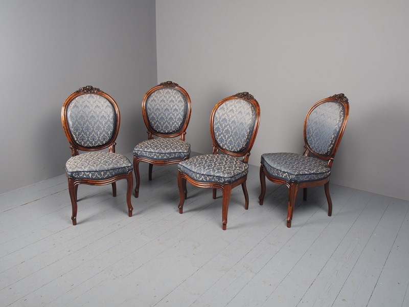 Antique Set of 4 Carved Rosewood Side Chairs-georgian-antiques-p3046728-main-637536501493285102.JPG