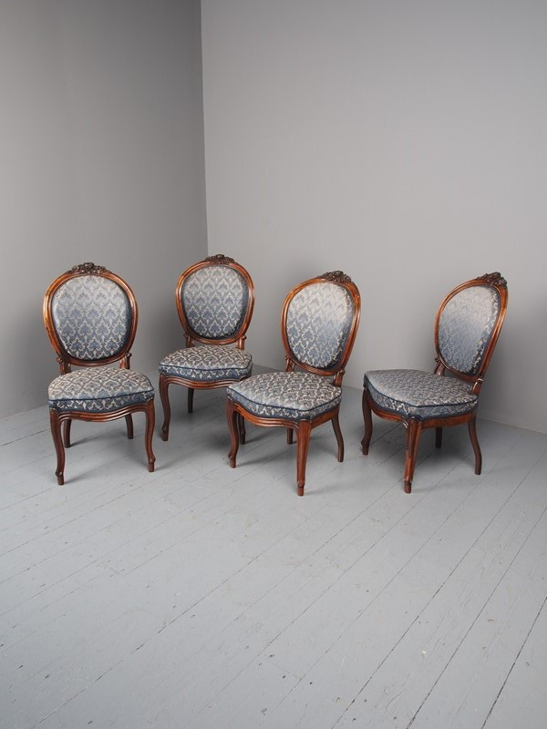 Antique Set of 4 Carved Rosewood Side Chairs-georgian-antiques-p3046731-main-637536501514378771.JPG
