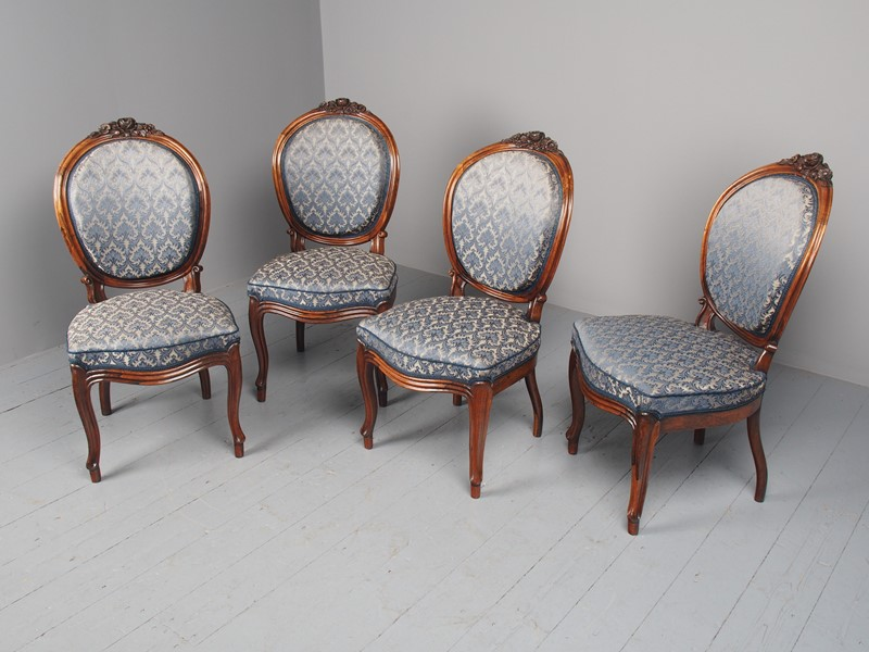 Antique Set of 4 Carved Rosewood Side Chairs-georgian-antiques-p3046734-main-637536501528753731.JPG