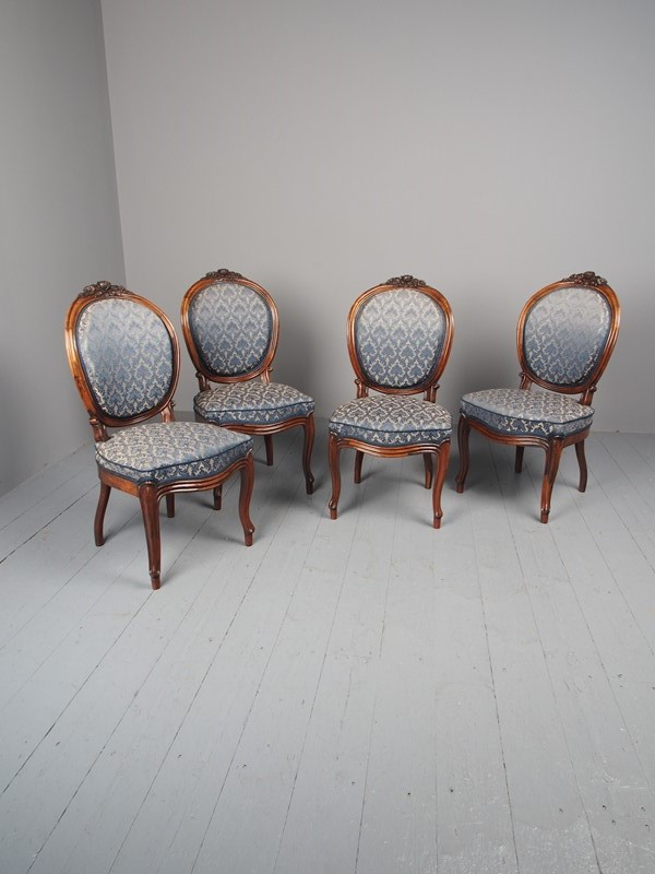 Antique Set of 4 Carved Rosewood Side Chairs-georgian-antiques-p3046737-main-637536501556722342.JPG