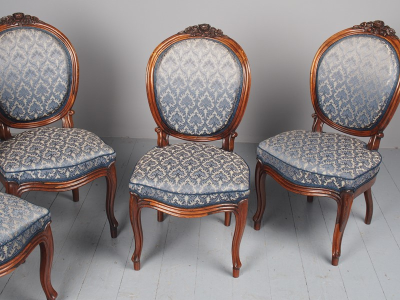 Antique Set of 4 Carved Rosewood Side Chairs-georgian-antiques-p3046740-main-637536501587972205.JPG