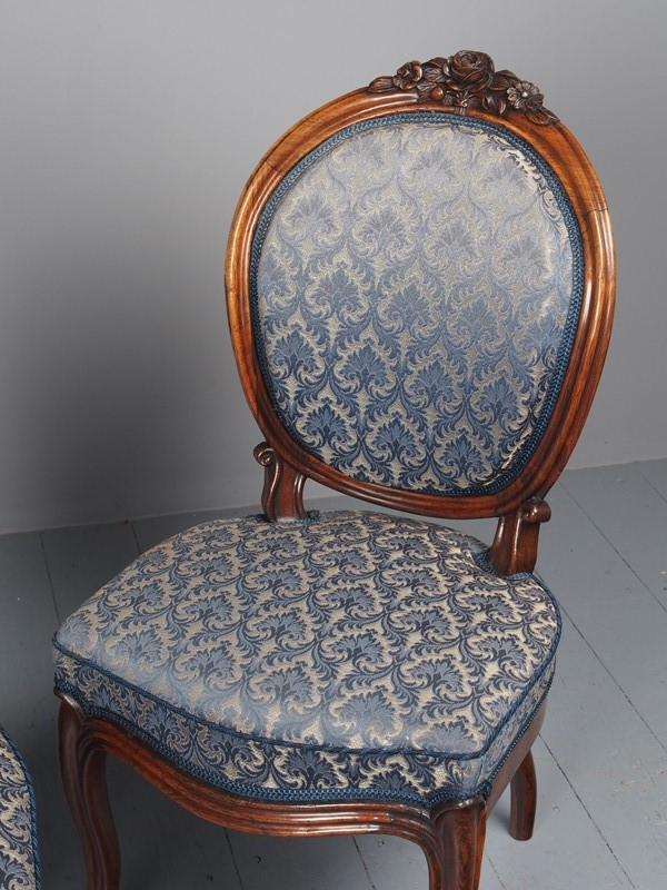 Antique Set of 4 Carved Rosewood Side Chairs-georgian-antiques-p3046741-main-637536501605471949.JPG