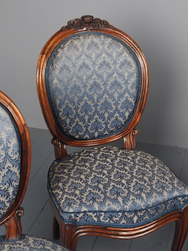 Antique Set of 4 Carved Rosewood Side Chairs-georgian-antiques-p3046742-main-637536501620628214.JPG