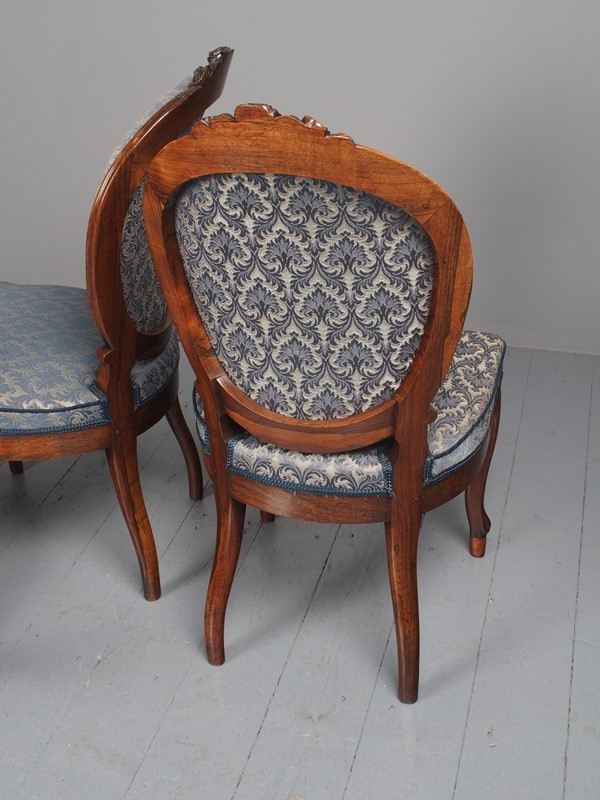Antique Set of 4 Carved Rosewood Side Chairs-georgian-antiques-p3046756-main-637536501800627257.JPG