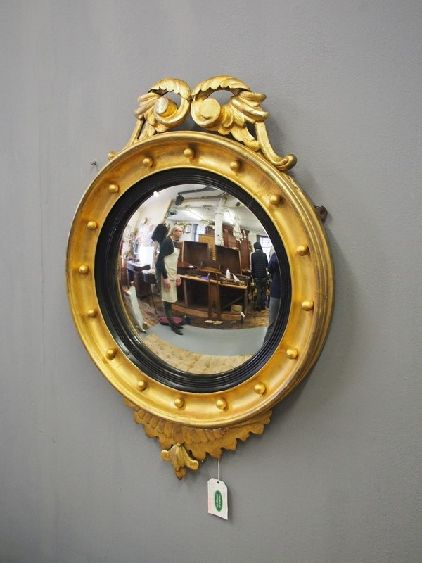Regency Style Convex Mirror-georgian-antiques-p3068270-main-637267087072711085.JPG