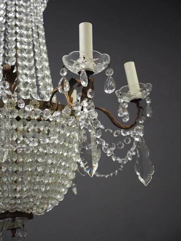 Cut Crystal Tent and Bag Chandelier-georgian-antiques-p7010462-main-637310143376865560.JPG
