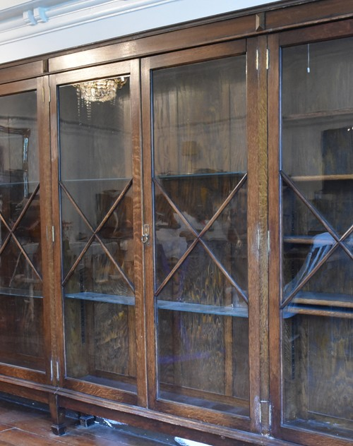 18 foot wide oak display cabinet-haes-antiques-18 FT WIDE HOS CABINET (26) FM_main_636459458446950091.jpg