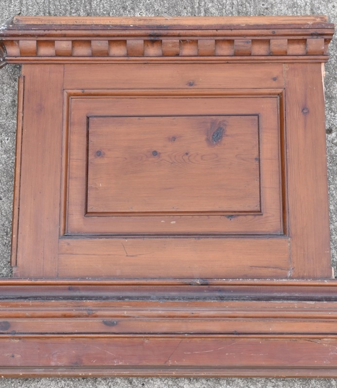 27 Metres Antique Dado Low Panelling-haes-antiques-COVENTRY CHURCH -made up panel (4)-main-636611992901675043.JPG