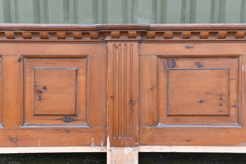 27 Metres Antique Dado Low Panelling-haes-antiques-COVENTRY CHURCH-Panel 2 559cm (8)-main-636611992108842387.JPG