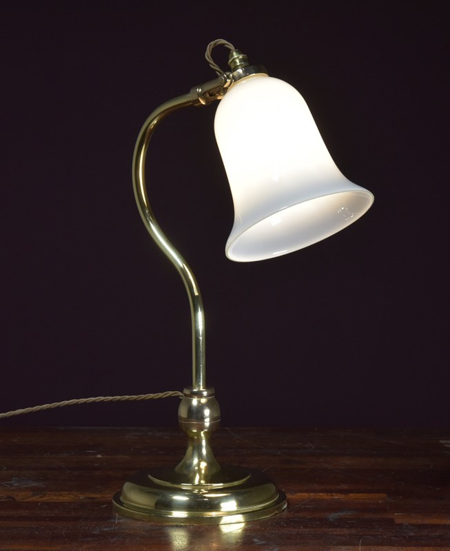 Antique Brass Swan Neck Table Lamp-haes-antiques-DSC_0706CR FM-main-636689900537700750.jpg