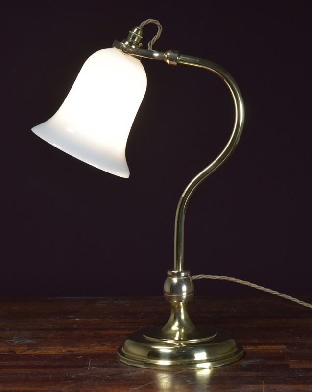 Antique Brass Swan Neck Table Lamp-haes-antiques-DSC_0714CR FM-main-636689900661259086.jpg