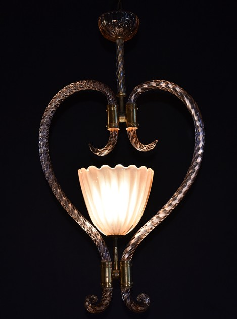 Murano hanging light by Barovier & Toso-haes-antiques-DSC_2175_main_636329698920286203.JPG