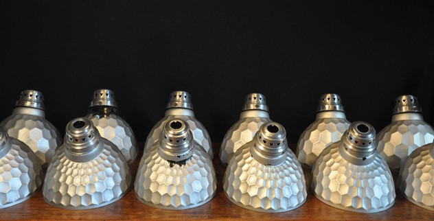 Antique mirrored honeycomb pendant lights x16-haes-antiques-SILVERED GLASS SHADES (12)CR FM_main_636456943938057165.jpg