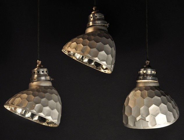 Antique mirrored honeycomb pendant lights x16-haes-antiques-SILVERED GLASS SHADES (61)CR FM_main_636456944094845205.jpg
