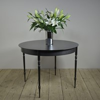 Gregor Jenkin Steel Table