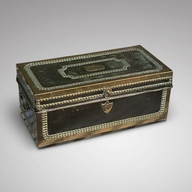 Regency Leather Covered Camphor Campaign Chest-hobson-may-collection-IMG_1756_main_636075362513941917.jpg