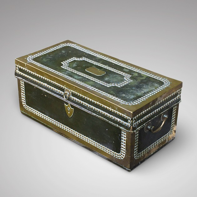 Regency Leather Covered Camphor Campaign Chest-hobson-may-collection-IMG_1757_main_636075361689907661.jpg