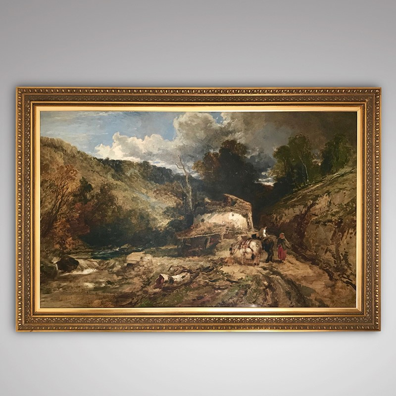 Large Oil Landscape by William Muller-hobson-may-collection-IMG_3471 (2)-main-636771113058210188.jpg