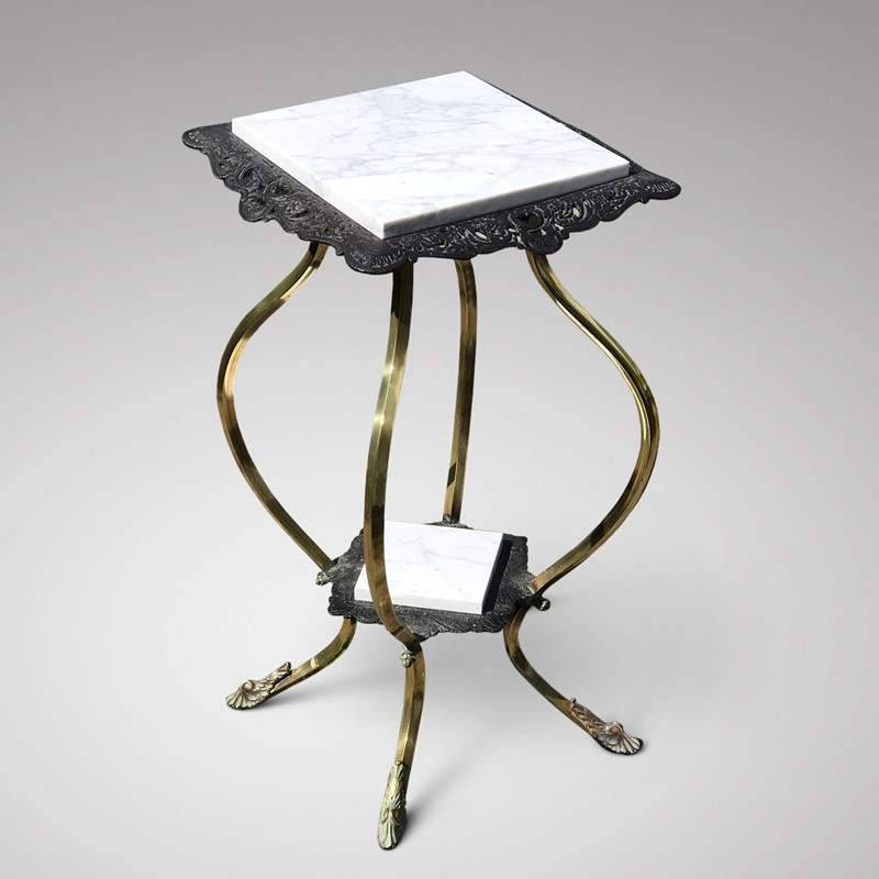 19th Century Cast Iron & Brass Jardiniere Stand-hobson-may-collection-img-2834-main-637280852757761436.jpg