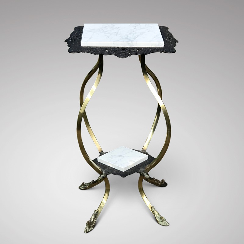 19th Century Cast Iron & Brass Jardiniere Stand-hobson-may-collection-img-2836-main-637280852825729971.jpg