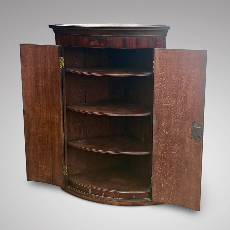 George III Bow Fronted Oak Corner Cupboard-hobson-may-collection-img-4105-main-636817883995130917.jpg
