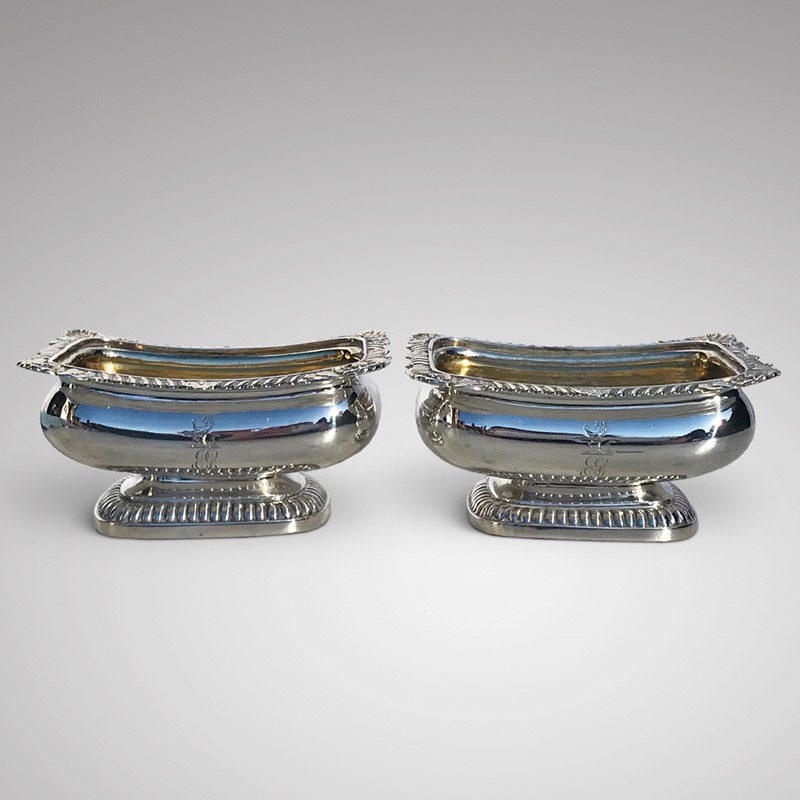 Excellent Pair of Georgian Silver Table Salts-hobson-may-collection-img-5100-main-637388822970655236.jpg