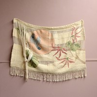 Large Hand Woven Mural Wall Hanging
