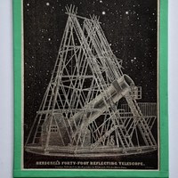 Herschel's forty-foot reflecting Telescope