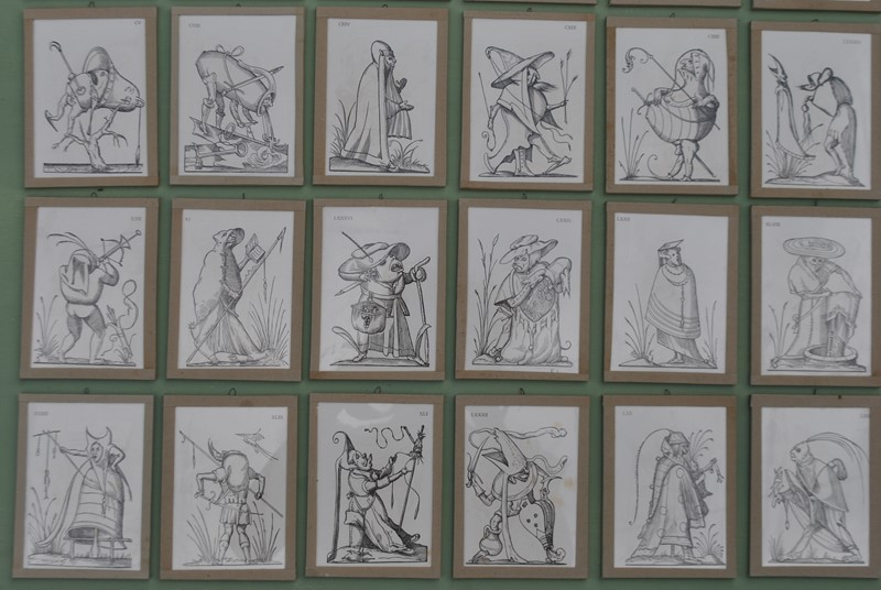 24 Gothic prints by Richard Breton (B)-inglis-hall-antiques-DSC_0178-main-636765269648865759.JPG